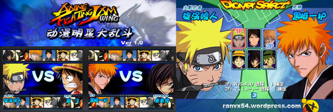Download Game Anime Fighting Jam Ranvx54s Blog